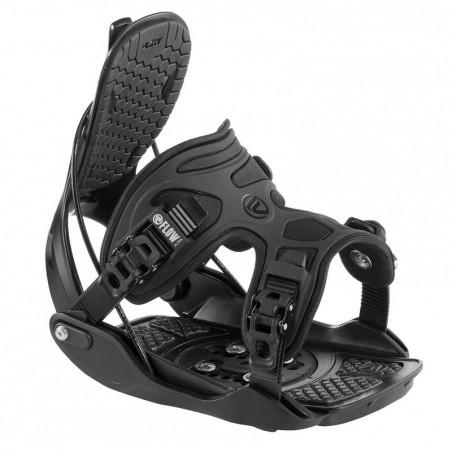 Fixations snowboard Alpha noire
