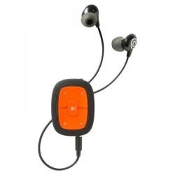 Lecteur MP3 ONsound 110 avec écouteurs sport.