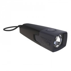 LAMPE TORCHE ONBRIGHT 50 Noire - 10 lumens