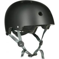 Casque roller skateboard trottinette vélo PLAY 5 L noir