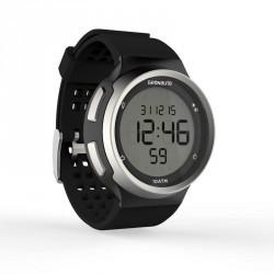 Montre sport homme W900 M SWIP timer noir avec écran clair