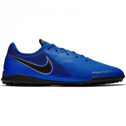 Chaussure de football adulte Hypervenom HG bleue