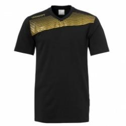 T-Shirt Training Junior Uhlsport Liga 2.0-noir/or-152