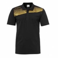Polo Uhlsport Liga 2.0-noir/or-XL