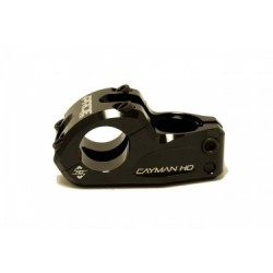 Potence Top Load Pride Cayman HD Diamètre Cintre 31.8mm Noir