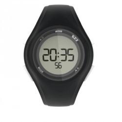 Montre digitale sport homme W200 M timer noire verte