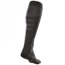 Chaussettes de compression Thuasne Noire