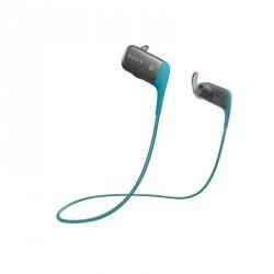 Écouteurs Bluetooth intra-auriculaires MDR AS600 BT bleus