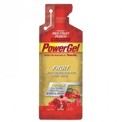 Gel énergétique POWER GEL fruits rouges 41g