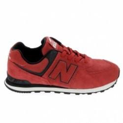 Basket mode, Sneaker NEW BALANCE GC574 Jr Rouge