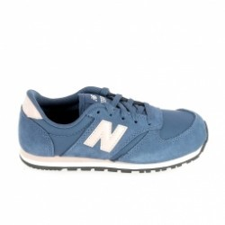 Basket mode, Sneaker NEW BALANCE 420 C Bleu Rose