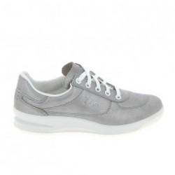 Basket mode, SneakerBasket -mode - Sneakers TBS Brandy Gris Metal