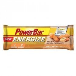 Barre énergétique ENERGIZE cacahuète salée 55g