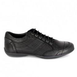 Basket mode, SneakerChaussure de ville TBS Tumbler Noir