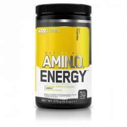 PRE WORKOUT OPTIMUM AMINO ENERGY ANANAS