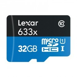 Carte micro SD HC 633X 32GB