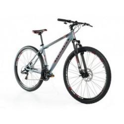 VTT Semi-Rigide Moma Bikes GTT 29´´ SHIMANO 24V Argent