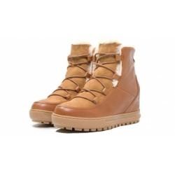 Boots Après-ski Aigle Laponwarm Camel