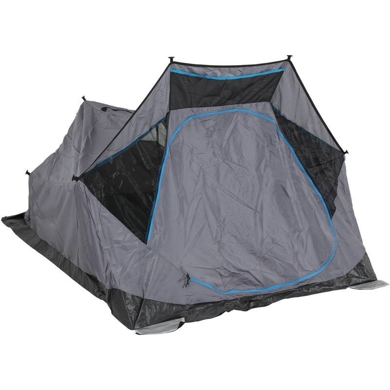 Avis test chambre pour tente quechua air seconds xl 2 for Tente 2 chambres decathlon