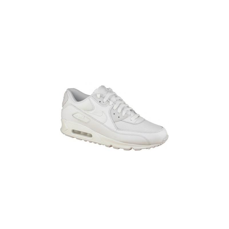 newest 99c89 aa369 Sneakers Nike Air Max 90 Essential Blanc