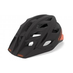 Casque Giro Hex M Noir Orange