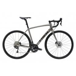 Vélo de Route Trek Domane SL 6 Disc Shimano Ultegra 11V 2019 Gris / Noir