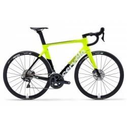 Vélo de Route Cervelo S3 Disc Shimano Ultegra 11V 2019 Jaune / Fluo / Noir