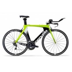Vélo de Triathlon Cervelo P3 Shimano Ultegra 11V 2019 Jaune / Noir