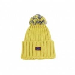 Bonnet Napapijri Itang Wom 1 Spark Yellow