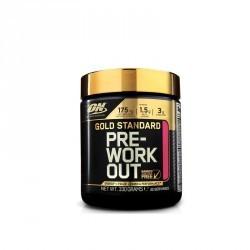 PRE WORKOUT OPTIMUM NUTRITION GOLD fruit punch 330gr