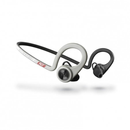 Ecouteurs sports sans fil Backbeat Fit bluetooth gris noir