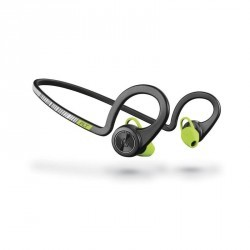 Ecouteurs sports sans fil Backbeat Fit bluetooth noir vert