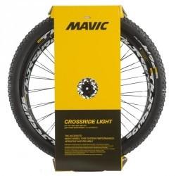 "ROUE VTT 27,5"" MAVIC CROSSRIDE LIGHT  WTS PAIRE"