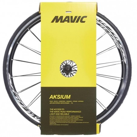 ROUES ROUTE MAVIC AKSIUM WTS LIMITED PAIRE