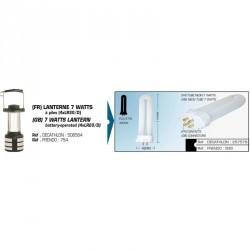 Eclairage randonnée tube pour lampe FRENDO 6 W