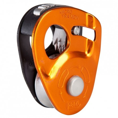 Poulie Micro traction petzl
