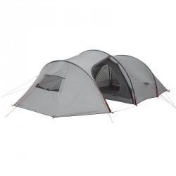 Tente de bivouac / randonnée / trek QUICKHIKER ULTRALIGHT | 4 pers grisclair