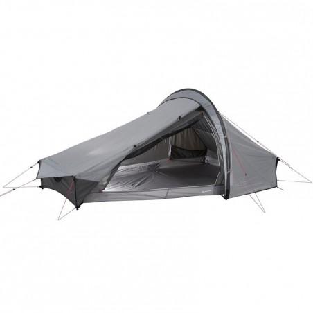 Tente de bivouac / randonnée / trek QUICKHIKER ULTRALIGHT | 2 pers gris clair