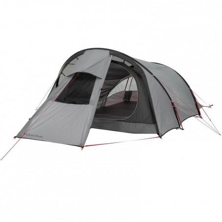 Tente de bivouac / randonnée / trek  QUICKHIKER ULTRALIGHT | 3 pers grisclair