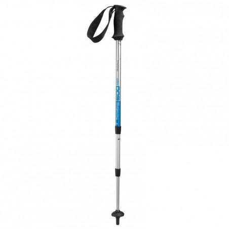 1 bâton de Randonnée forclaz 500 light bleu