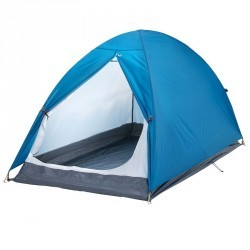 Tente de camping ARPENAZ | 2 personnes bleue