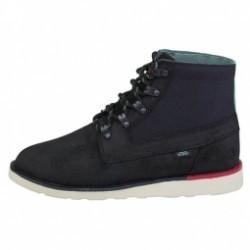 Chaussures de Skate Vans Breton Boot Black
