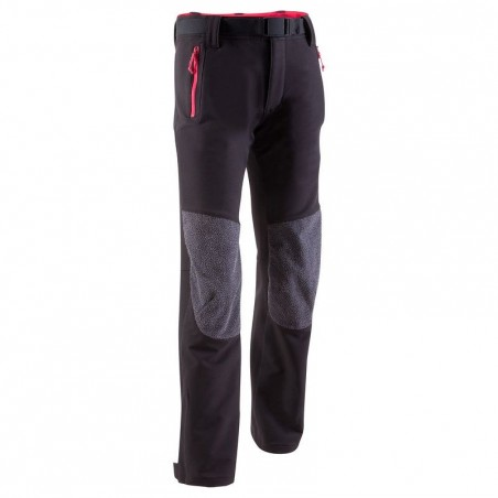 Pantalon randonnée Fille Hike 900 noir