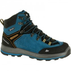 Chaussure Trekking 100 homme bleu