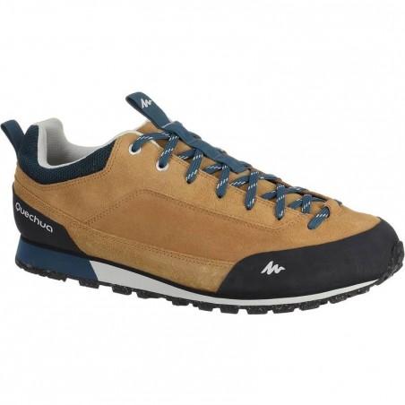 Chaussure de randonnée nature homme Arpenaz 500 Beige.
