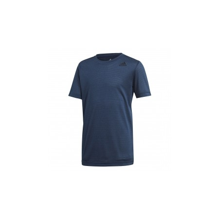 T-shirt Training junior adidas Textured