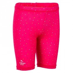 Pantalon anti UV surf bébé rose