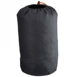 Housse de transport de Sac de Couchage et de matelas de camping noire
