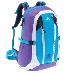 sac à dos F 22 AIR Jr bleu/violet: dos ventilé procure un confort très agréable