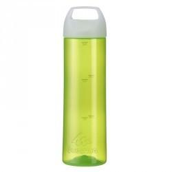 Gourde randonnée 100 bouchon à vis 0,75 litre plastique vert